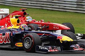 Ferrari, Red Bull withdraw from FOTA