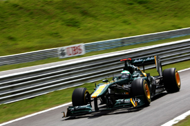 Heikki Kovalainen, Lotus, Brazil 2011