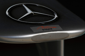 Mercedes logo