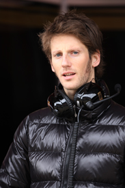 Romain Grosjean 2011 GP2 DAMS Silverstone