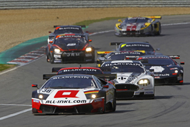 World GT1 at Zolder in 2011