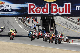 MotoGP at Laguna Seca, 2011