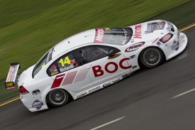 Jason richards Melbourne V8 Supercars Brad Jones Holden 2011