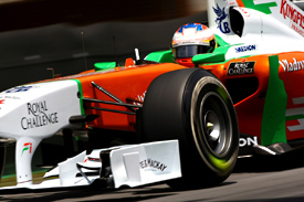 Paul di Resta Force India 2011