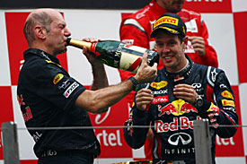 Adrian Newey, 2011