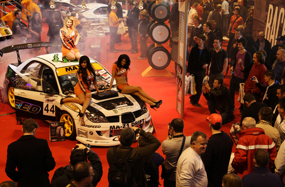 Girls Autosport international 2011
