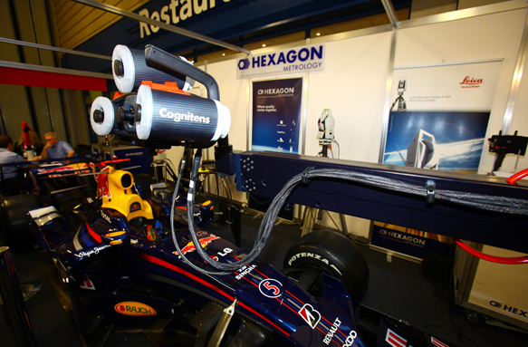 Red Bull 2011 autosport international
