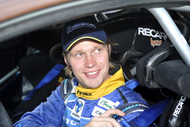 Jari Ketomaa Rally Finland 2011