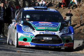 Jari-Matti Latvala Monte Carlo WRC