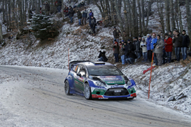 Petter Solberg, Ford, Monte Carlo 2012