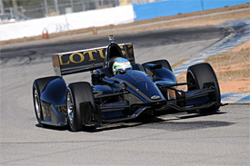 Lotus pleased with engine progress