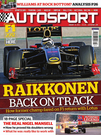 Autosport cover 260112