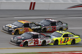 Richard Childress Racing NASCAR Sprint Cup Talladega 2011