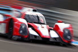 Toyota wraps up first TS030 test