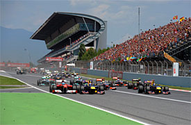 Barcelona downplays doubts about GP