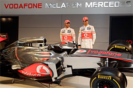 McLaren MP4-27