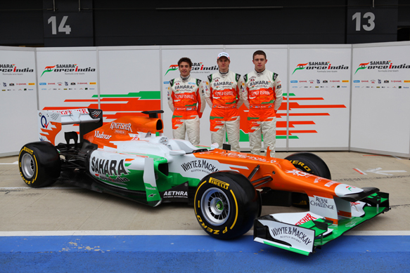Force India VJM05