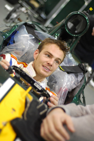 Giedo van der Garde