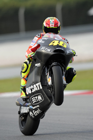 Valentino Rossi, Ducati, Sepang testing 2012