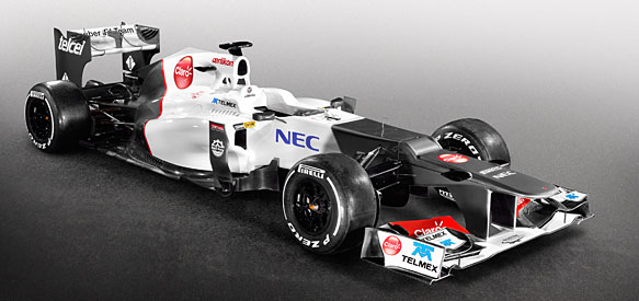 Sauber C31