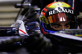 Pastor Maldonado 2012 Williams