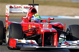 Ferrari F2012