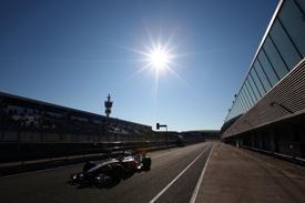 Lewis Hamilton McLaren 2012 Jerez test