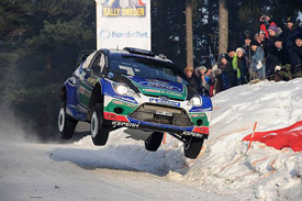 Jari-Matti Latvala, Ford, Sweden 2012