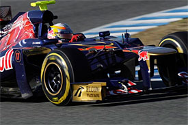 Jean Eric-Vergne, Toro Rosso