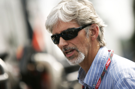 Damon Hill 2011