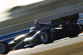 Oriol Servia, Dreyer & Reinbold, Lotus test car, Sebring 2012