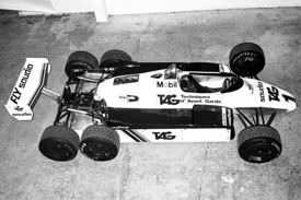 Williams 6 wheeler