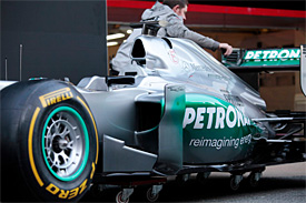 Mercedes W03