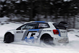 VW Polo R WRC