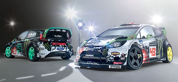 Monster reveals Klock's liveries