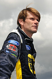 Marcus Gronholm competed in some rallycross events last year