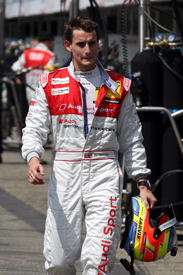 Oliver Jarvis Abt Audi 2011 DTM Hockenheim