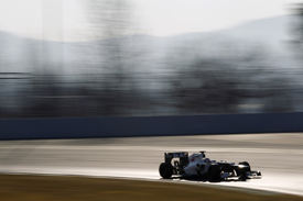 Kamui Kobayashi, Sauber, Catalunya testing 2012