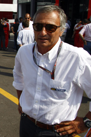 Riccardo Patrese Italian Grand Prix 2009