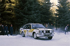 Swedish Rally winner Kullang dies