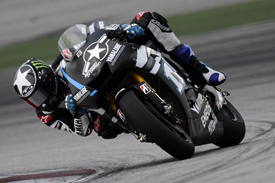Ben Spies Sepang 2012