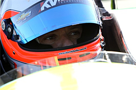Rubens Barrichello, KV racing