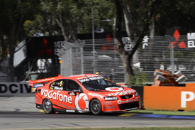 Jamie Whincup, Triple Eight Holden, Adelaide 2012