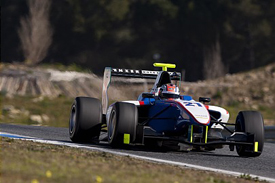 Patric Niederhauser, Jenzer, Estoril GP3 testing