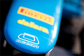 Ocean replaces Tech 1 in GP3 series