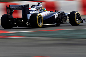 Williams upbeat about progress