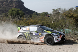 Ken Block, Monster Ford, Mexico 2012