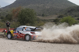 Mikko Hirvonen, Citroen, Mexico 2012
