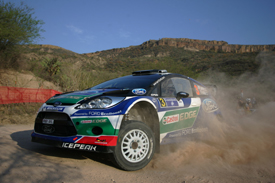 Jari-Matti Latvala, Ford, Mexico 2012