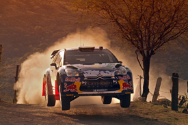 Thierry Neuville, Citroen Junior, Mexico 2012